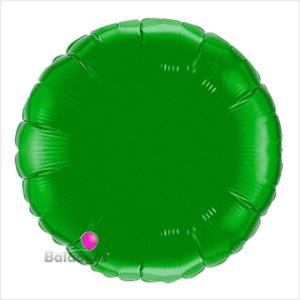 Redondo Foil 40cm Verde
