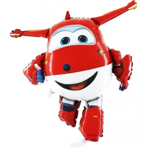 Balão Super Wings Jet 98cm