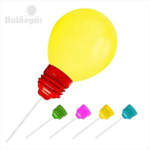 Suportes de Balões com Vareta 7 Unidades.