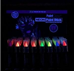 Lápis Neon UV Facial