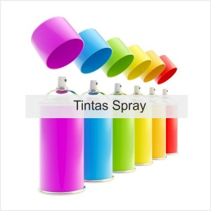 Tinta Spray 400ml.