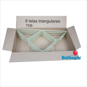 Tela Mágica Triangular