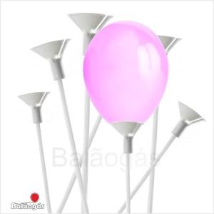 Varetas Para Balões com Suporte