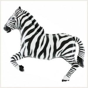 Balão Zebra 90cm