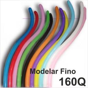 100 Balões Modelar 160Q