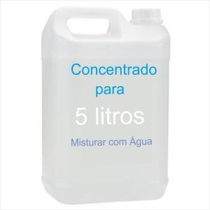 5 Litros liquido de Bolas Sabão Concentrado
