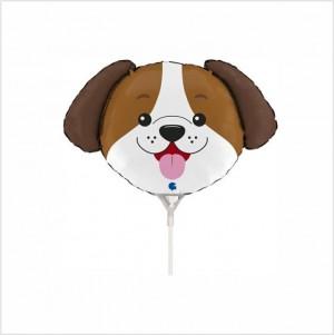 Balão Mini Cão 35cm Grabo