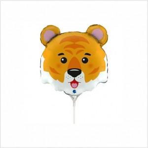 Balão Mini Tigre 35cm Grabo