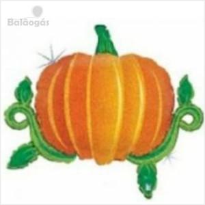 Balão Foil Abobora olografica 65x65cm Ref.85620