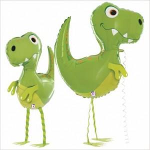 Balão Walker Dinosauro 94cm
