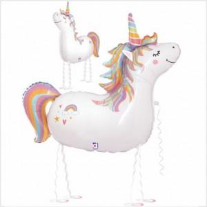 Balão Walker Unicornio 97cm