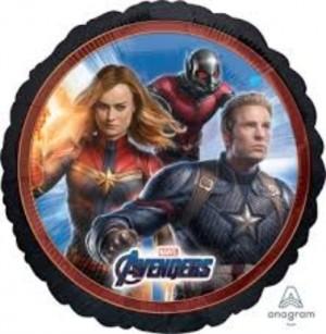 Balão Avengers New 43cm
