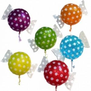 Balão Foil Candy 45cm