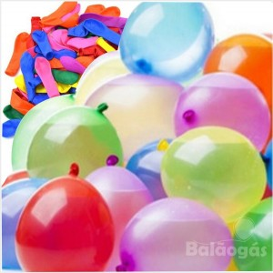 100 Balões de Água