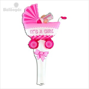 Balão Foil Its A Girl 70cm R 77061