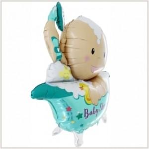 Balão Foil Baby Shower 3D 107cm