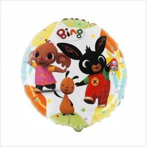 Balão Bing e Amigos 45cm