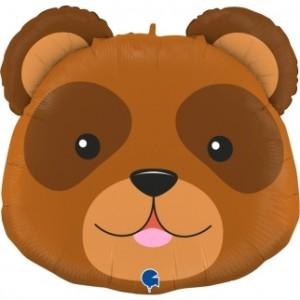 Balão Cabeça Urso 76cm