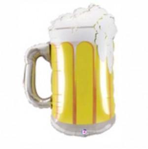 Balão Caneca Cerveja 86Cm