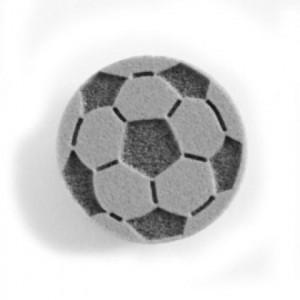 Carimbo Face Paint Bola Futebol