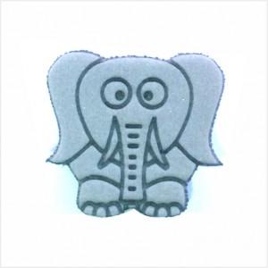 Carimbo Face Paint Elefante