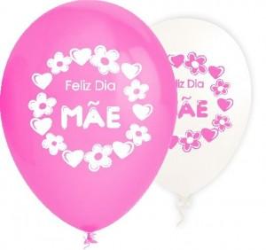 50 Balões Dia Da Mãe