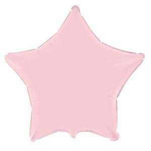 Estrela Foil 45cm Rosa