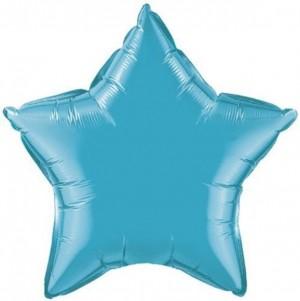 Estrela Foil 45cm Tiffany