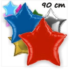 Estrelas Gigante Foil 90cm
