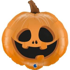 Balão Abobora Halloween 74cm Grabo