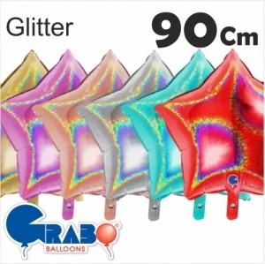 Estrelas Glitter 90cm Grabo