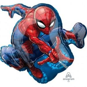 Balão Homem Aranha Supershape 43x73cm