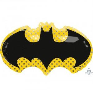 Balão Batman Supershape 76cm