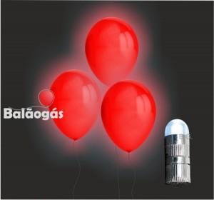 Leds Vermelhos para Balões