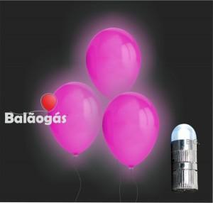 Leds Rosa para Balões