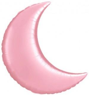 Lua Gigante 90cm Rosa Bébé