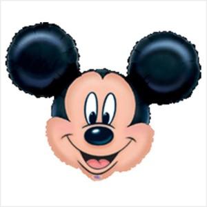 Mickey Foil (Rosto 70x58cm)