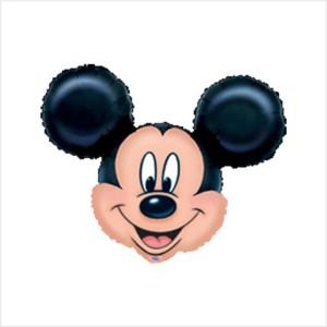 Mickey Foil (Rosto 23cm)