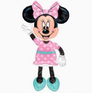 Minnie  Airwalkers Gigante 137cm