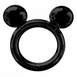 Balão Mickey Moldura de Selfies
