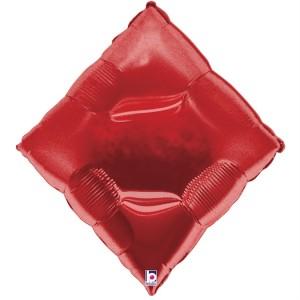 Balão Foil Casino Ouros 76cm