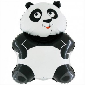 Balão Foil Panda 75cm