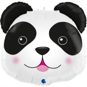 Balão Cabeça Panda 74cm