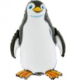 Balão Foil Pinguim 78cm 3 cores á escolha