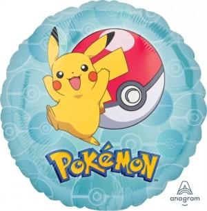Balão Foil Pokémon 43cm