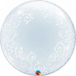 """Bubble Filigrana 24""""61cm"""