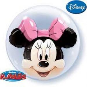 """Bubble Minnie 24""""61cm"""