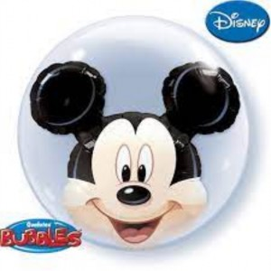 "Bubble Mickey 24""61cm"