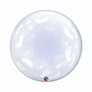 """Bubble Pésinhos 24""""61cm"""