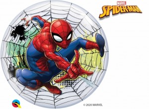 "Bubble Spider-Man  22""56cm"